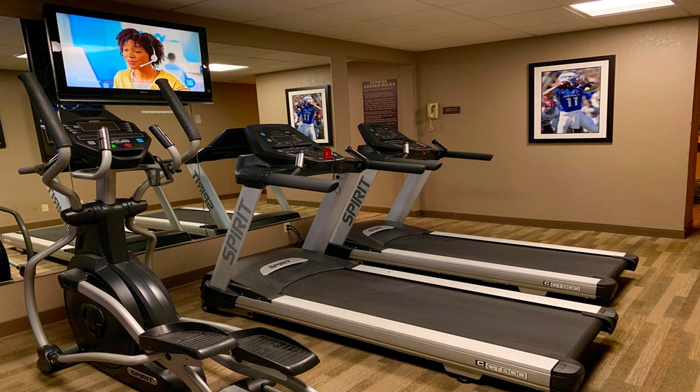 Fitness Center - Cardio Room