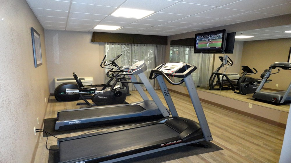 Complimentary Fitness Center - Cardio Room